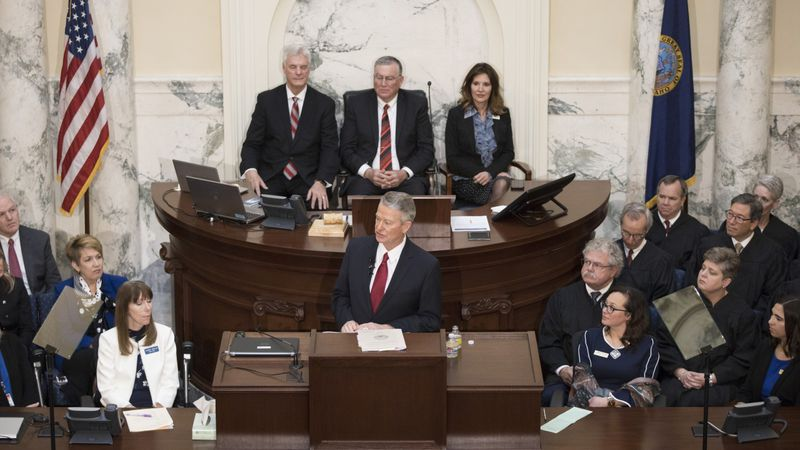 Backers of the legislation say it prevents the governor from making the tax commission subject...