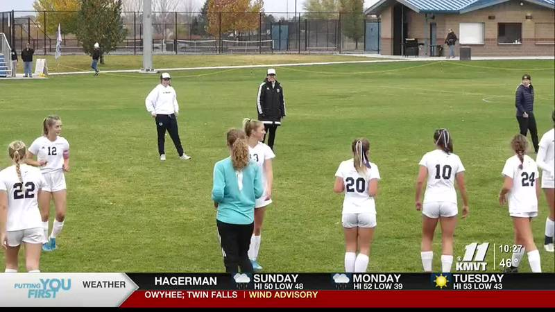 Sun Valley falls just short against powerhouse Fruitland in state championship game