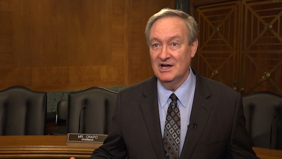 Sen. Mike Crapo (R-ID) voted in support of the bipartisan Infrastructure Investment and Jobs Act
