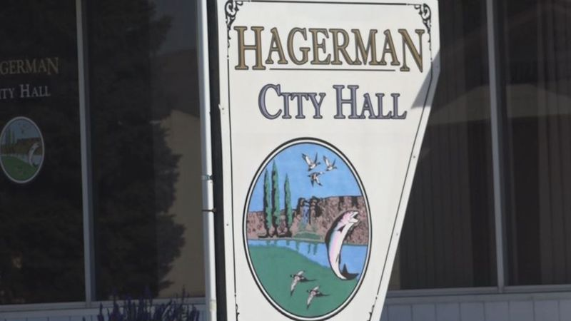 City of Hagerman