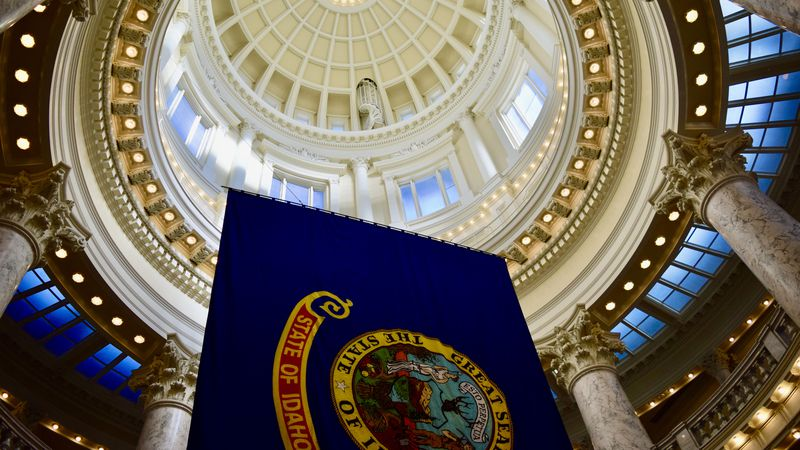 Unusual Idaho legislative session ends in uncharted ground