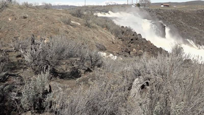 For the current water year, this year is the fifth-driest on record