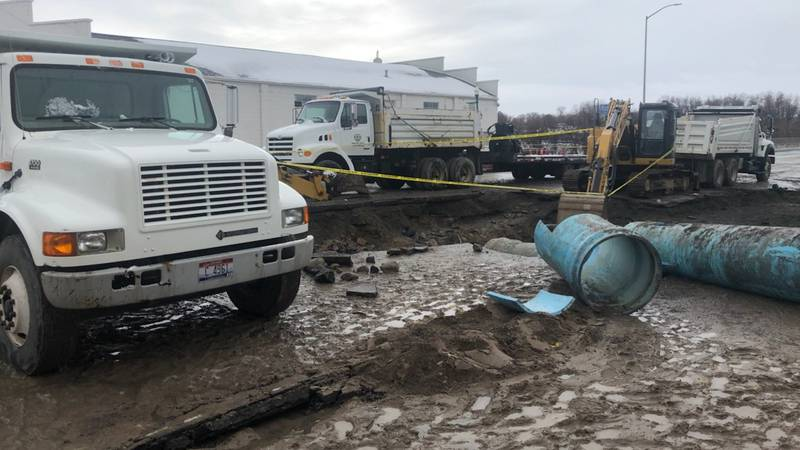 Early Sunday morning, the city of Twin Falls closed a portion of Shoshone Street between Sixth...