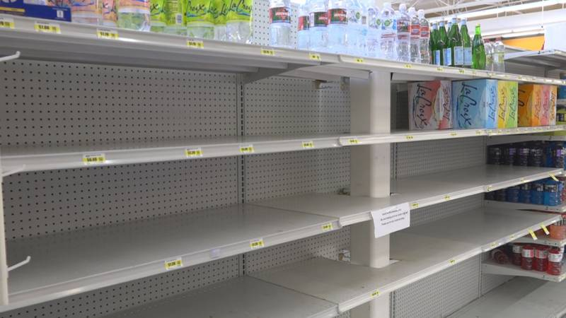 Water packaging shortages hit the Magic Valley