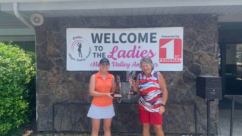 A  two-day medalist play tournament was held at Clear Lake Country Club July 8-9, 2021.