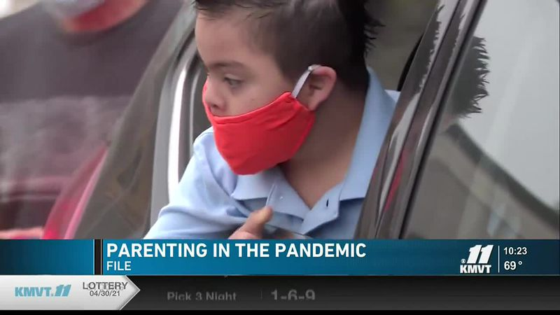 For Fit and Well Idaho, KMVT looks at parenting in the pandemic.