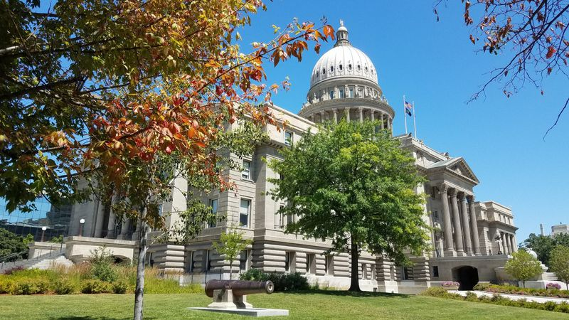 Idaho State Capitol building in Boise (Source: KMVT)