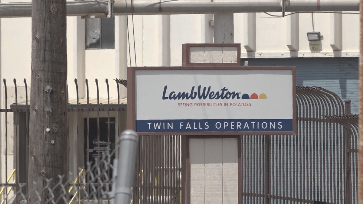 Lamb Weston gave comment following the death of a woman at their Twin Falls Facility.