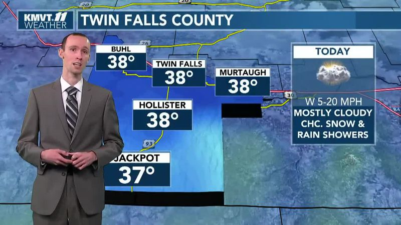 Online Morning Weather 11-23-2020