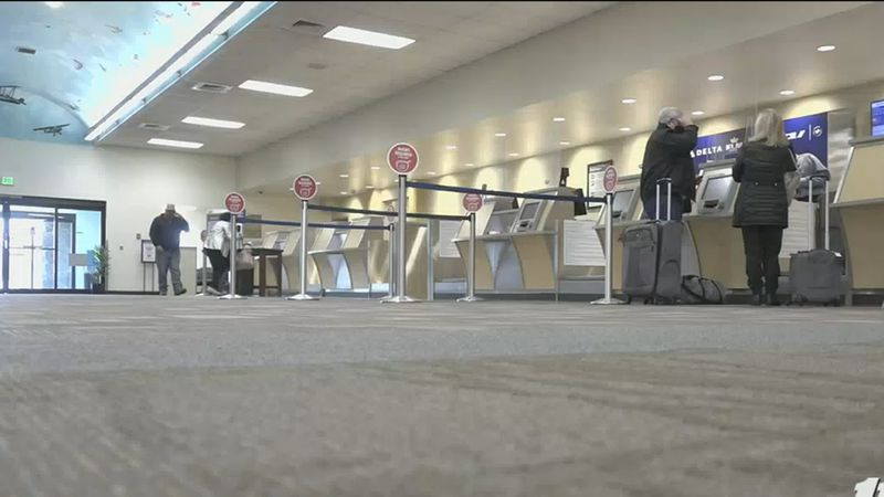 According to AAA there will be an estimated 34 million fewer holiday travelers this year...