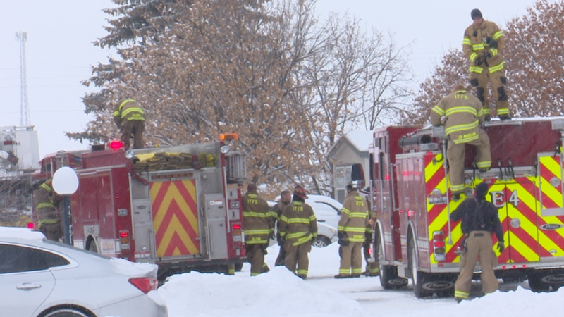 One person was transported by ambulance and two other people went to the hospital with minor...