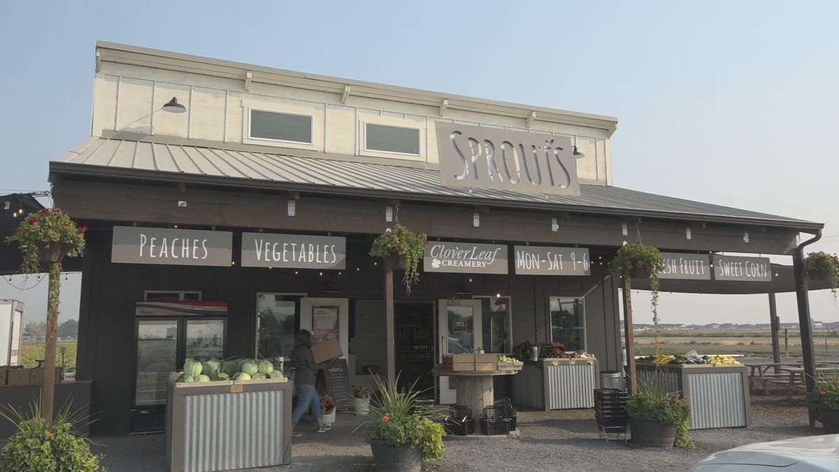 Sprouts Farmer's Marketplace, in Twin Falls has had a great season with the COVID-19 pandemic having no impact on business.