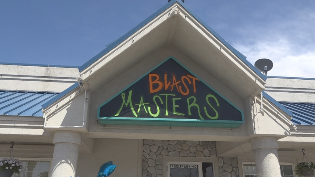 Behind the Business: Blast Masters