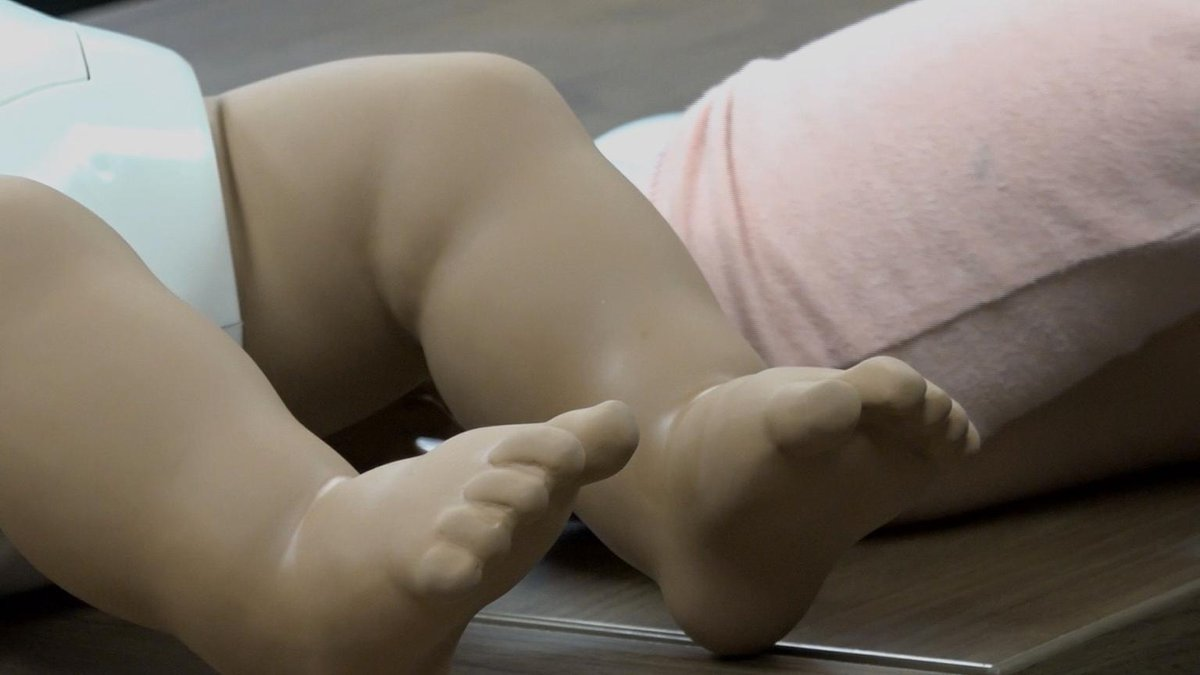 File image of a safe sitter class