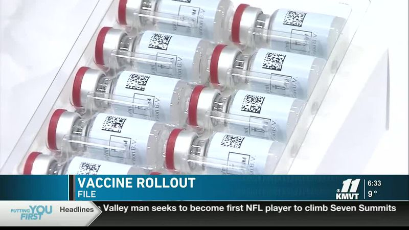 The Health district says people who chose not to get vaccines when they first qualified are...