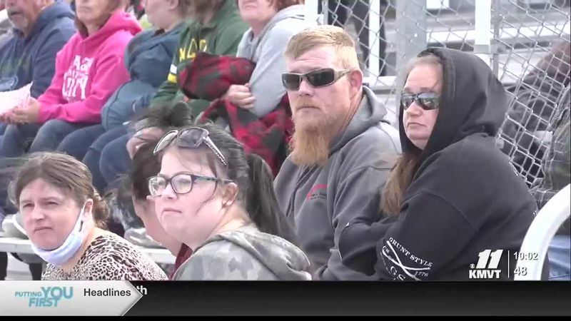 Crowd sizes are starting to return to normal at the Magic Valley Speedway.