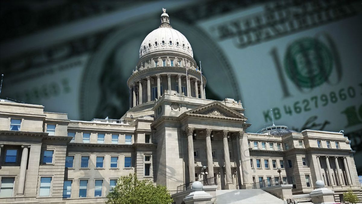 Idaho was awarded $30.7 million in federal coronavirus relief funds