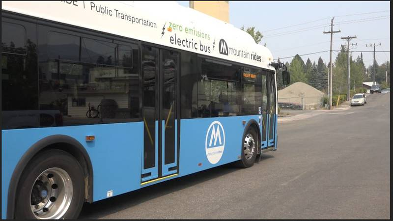 Mountain Rides Electric buses hit the roads in the Wood River Valley