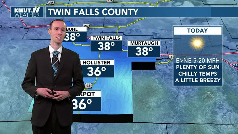 Online Morning Weather 1-19-2021