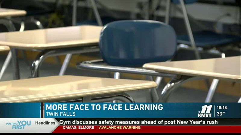 The schools in Twin Falls School District are now all on the same schedule with more...