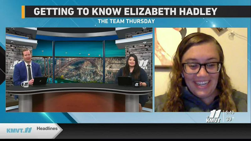 The Team Thursday: Elizabeth Hadley