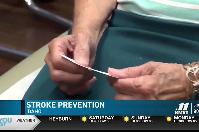 Fit and Well Idaho: exercise proven to lessen your chance of a stroke.
