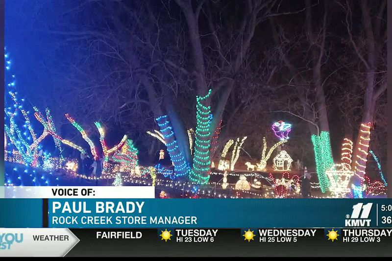 One of southern Idaho's largest Christmas lights display is getting even bigger this year.