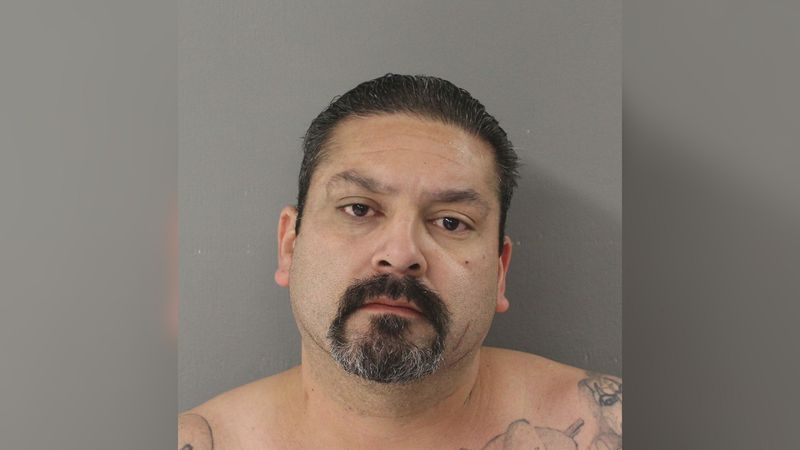 Powers is facing a felony charge of unlawful possession of a firearm.