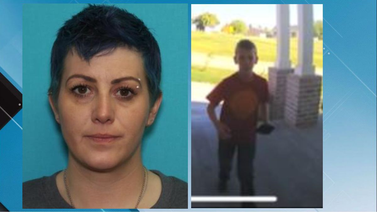 Law enforcement look for an abducted child from eastern Idaho. An Amber Alert was issued Monday afternoon for a 10-year-old Gage Thomas Joslin.