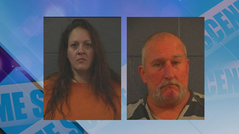 Two people arrested and over $185K of meth, heroin seized in Elmore County left Trisha...