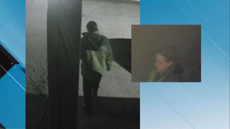 Elko Police Department is looking for information about a person of interest related to a...