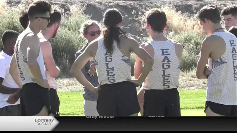 The women's 5K and the men's 7K were at Canyon Springs Golf Course