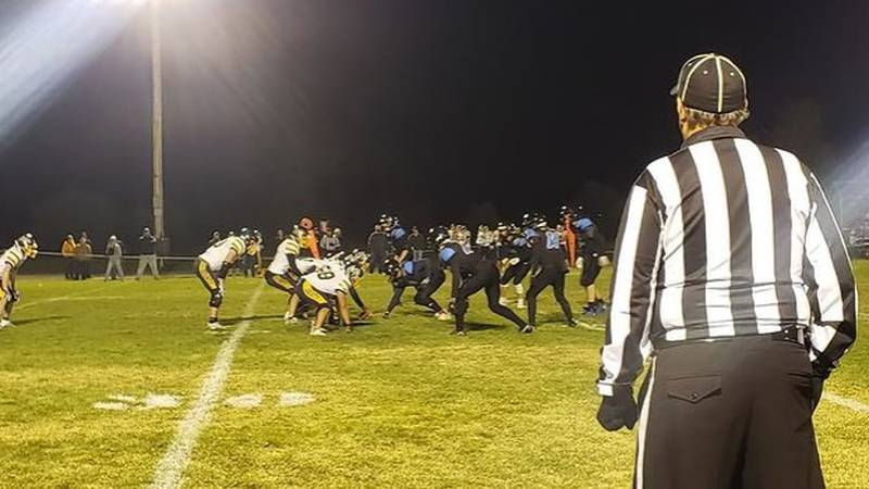 The Blue Devils keep the Mushers at bay, after the 38-14 win.