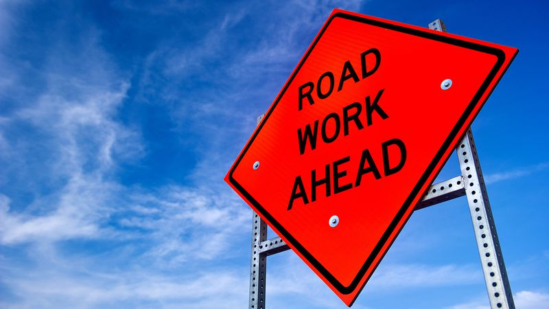 Work begins Monday, May 3. on Idaho Highway 75 in Hailey