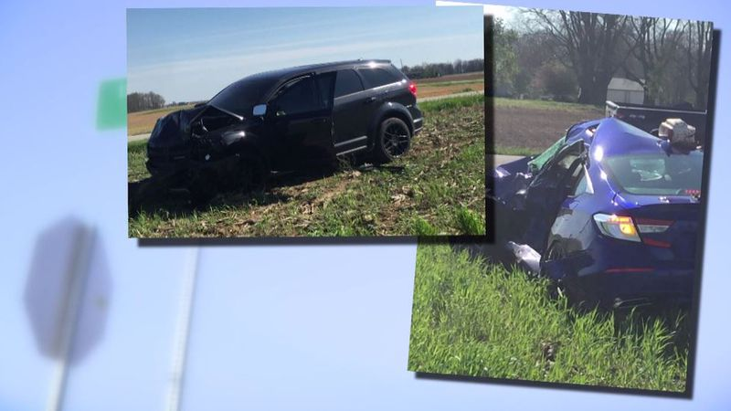 Four teens were in a car headed to their high school prom in Hamilton County, Indiana, when...