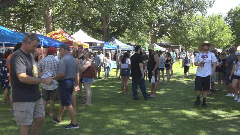 Magic Valley Beer Festival nears pre-pandemic attendance, organizers say
