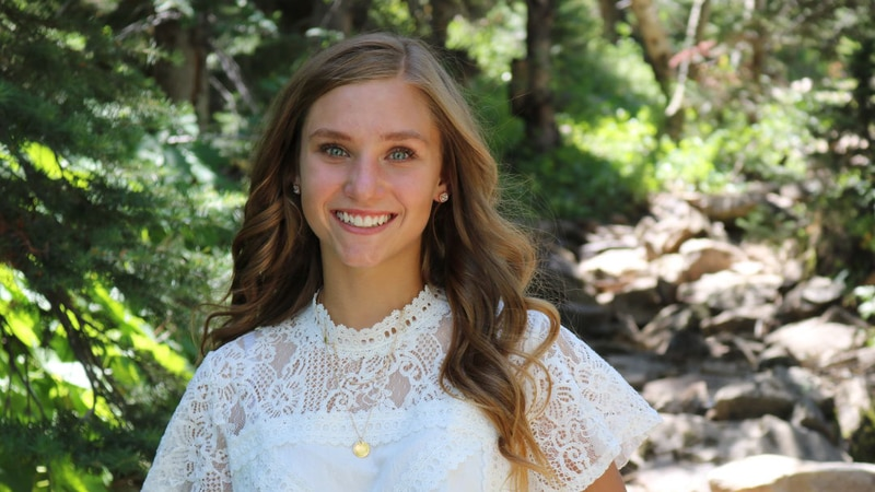 This week's Academic All Star is Maisey Judd from Oakley High School.