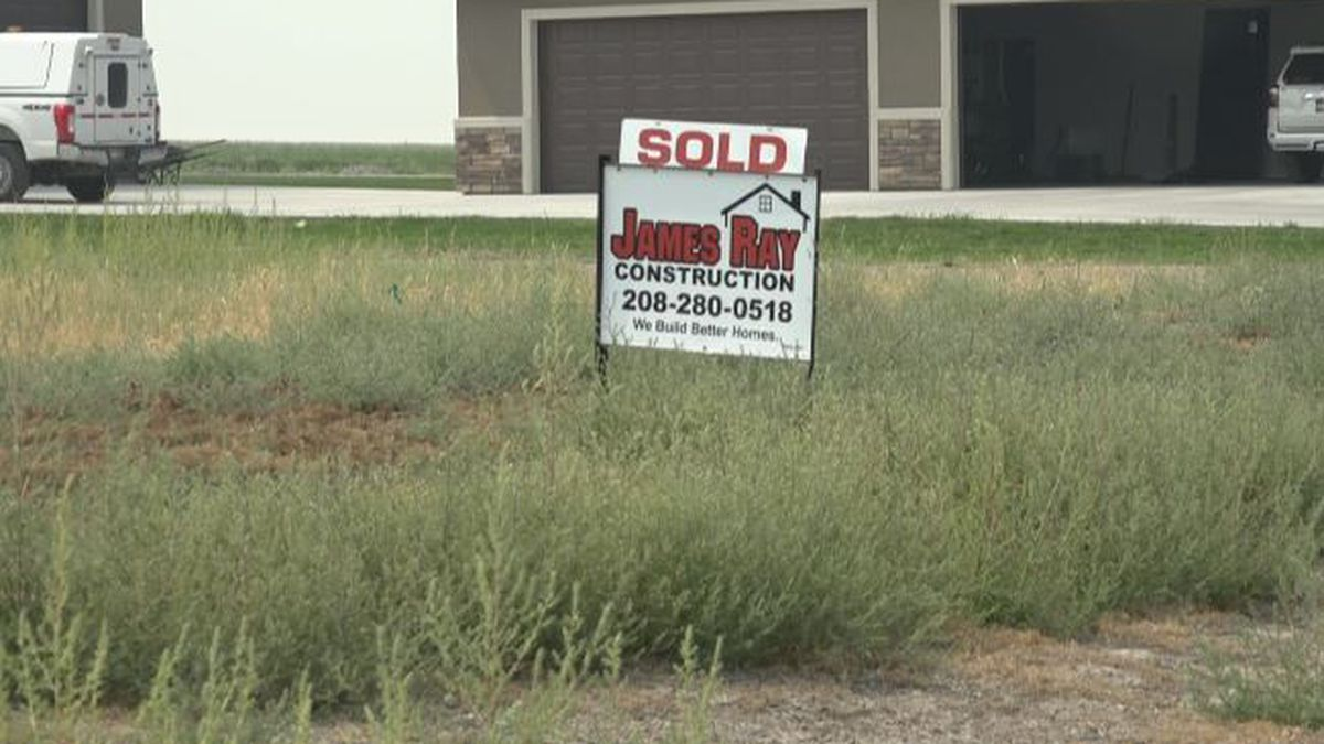 Many people are looking to move to Twin Falls County, and the demand is greater than the supply.