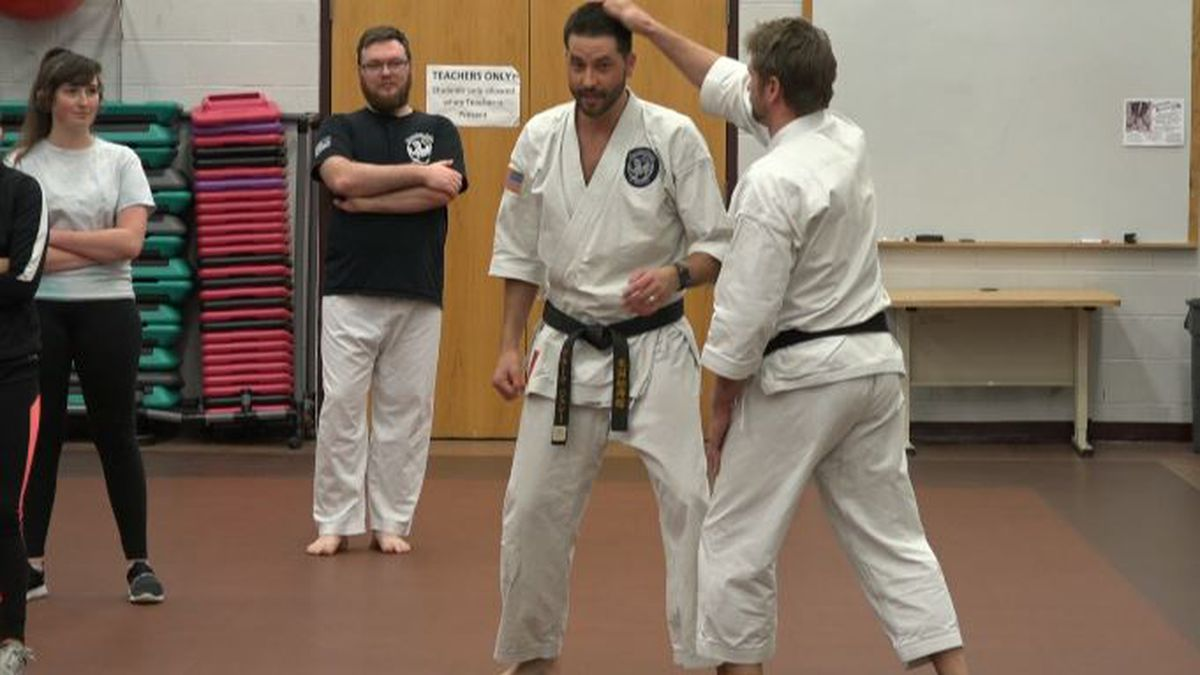The classes are on Monday and Wednesday from 5:10-6 p.m.at College of Southern Idaho. (KMVT)